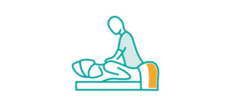 Icon Behandlung Rücken