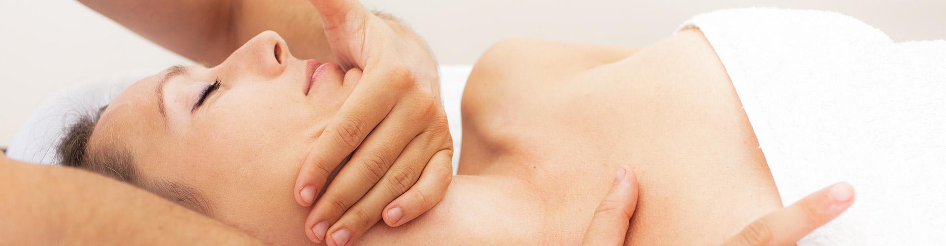 massage nacken