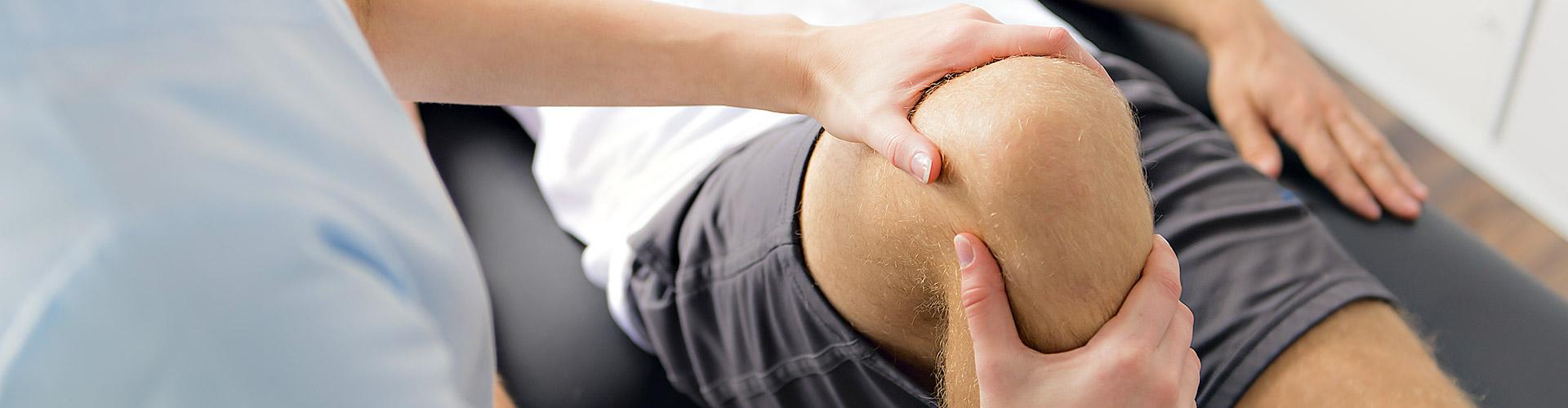 behandlung knieschmerzen